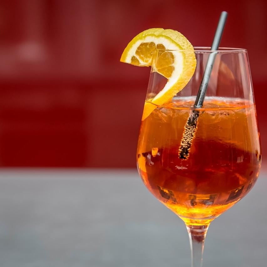 Drinks med aperol