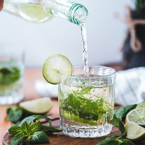 Drinks med gin
