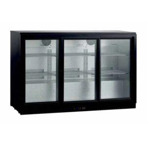 barkøleskab - 324 liter